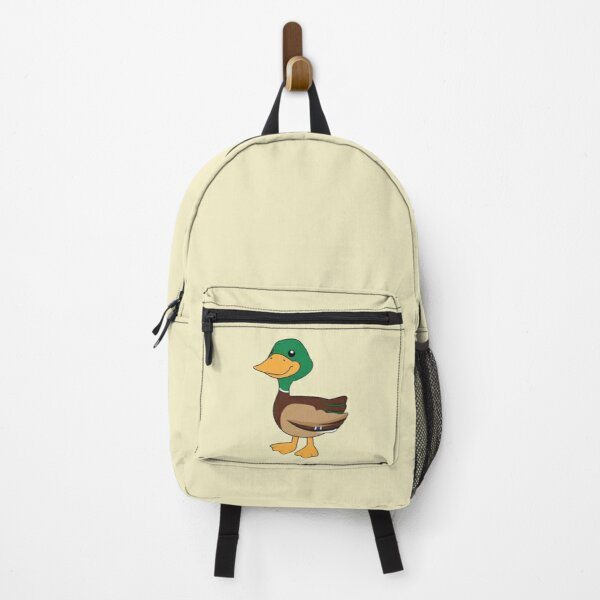 Mallard Duck Backpack