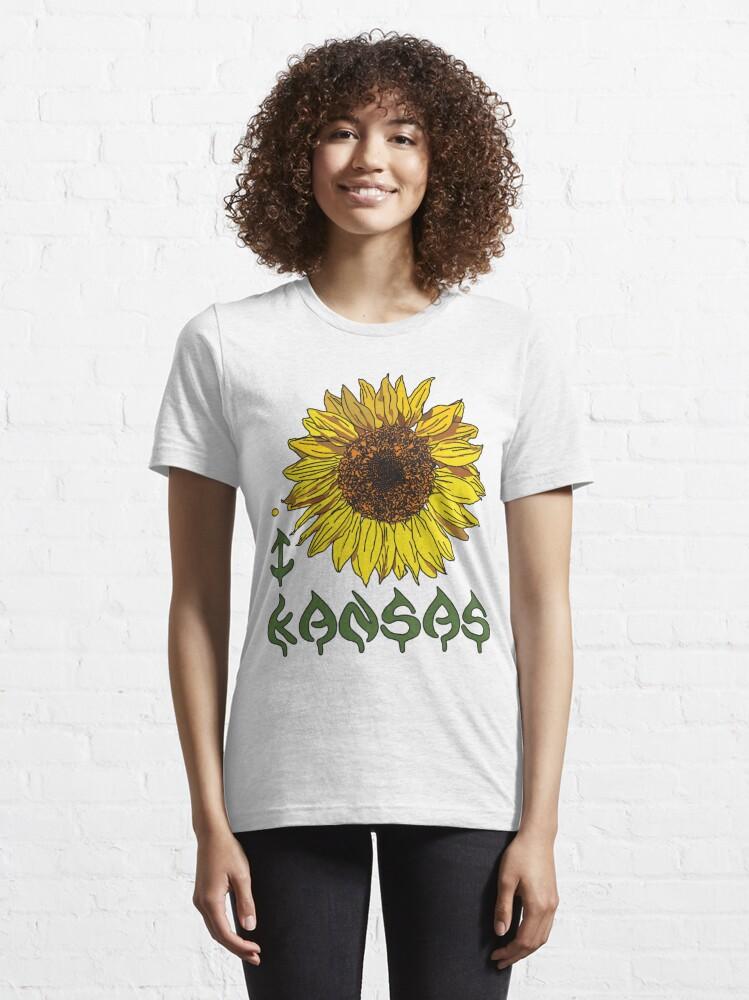 Alternate view of I LOVE KANSAS T-shirt Essential T-Shirt