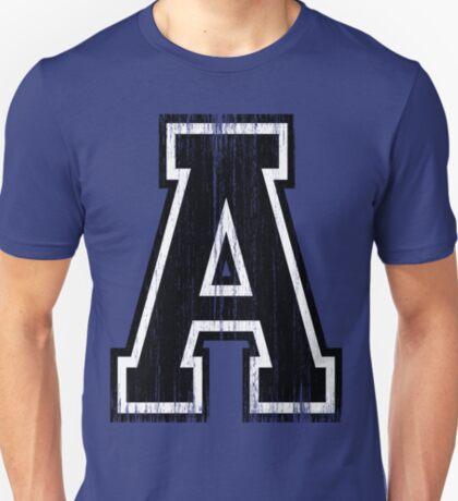 Big Varsity Letter A T-Shirt