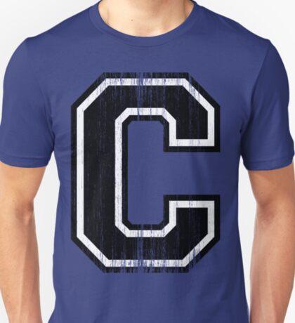 Big Varsity Letter C T-Shirt