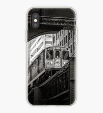 Chicago L iPhone Case