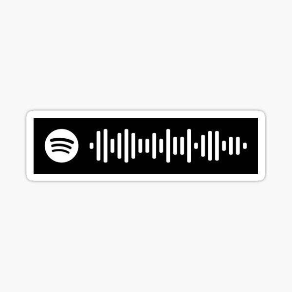 Replay - Iyaz: Spotify Code Sticker