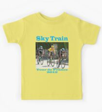 Wiggins Sky Train - Tour de France 2012 Kids Clothes