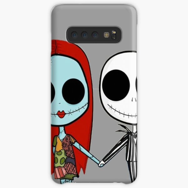 Jack and Sandy - The Nightmare Before Christmas Samsung Galaxy Snap Case