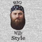 Big Willy by riskeybr