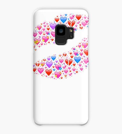 Lips of Love Case/Skin for Samsung Galaxy