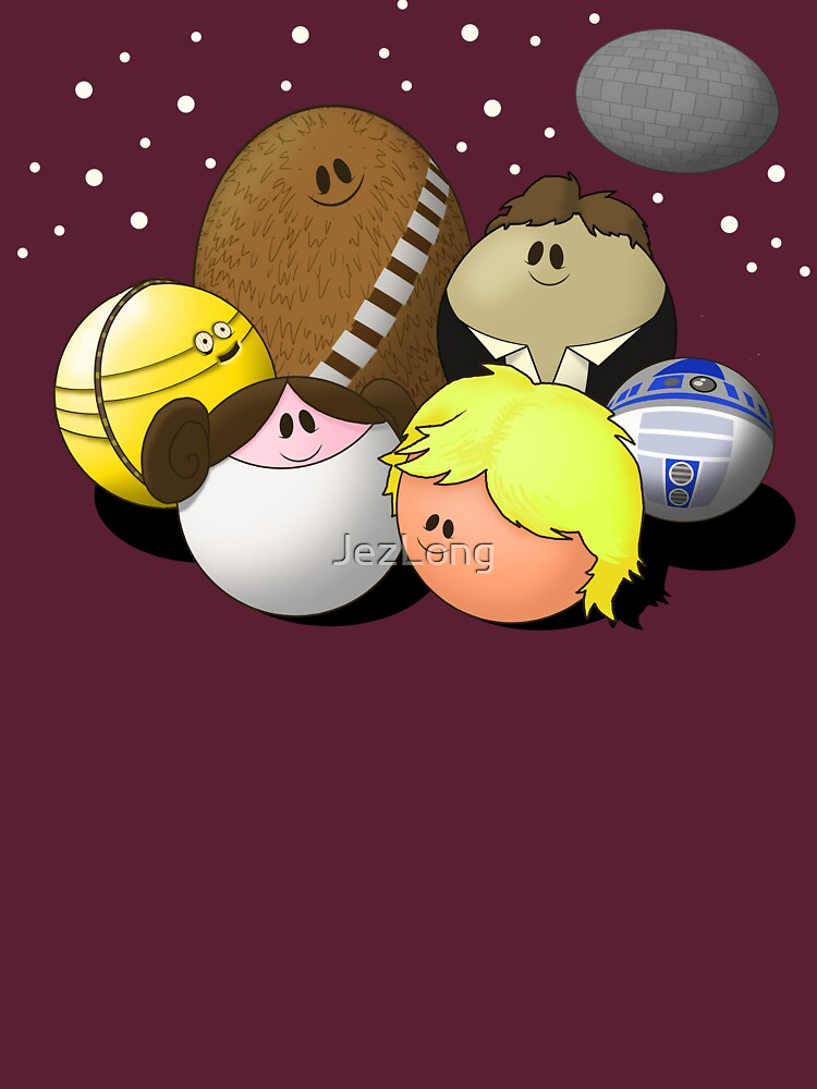 Star Balls by JezLong