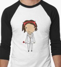 Little Samifer Men's Baseball ¾ T-Shirt