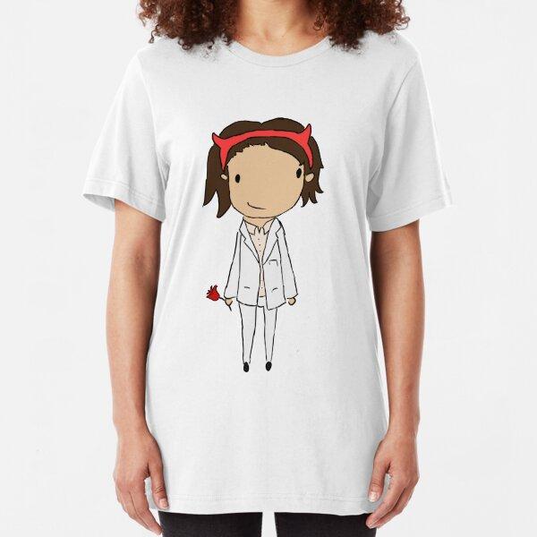 Little Samifer Slim Fit T-Shirt