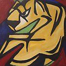 Tiger by veronica j. k.
