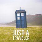 Just a Traveler  by archerluck