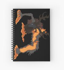 Laurence, the first Vicar Spiral Notebook