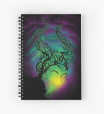 Twisted Thicket Spiral Notebook