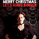 Let's Have Christmas Dinner by devinleighbee