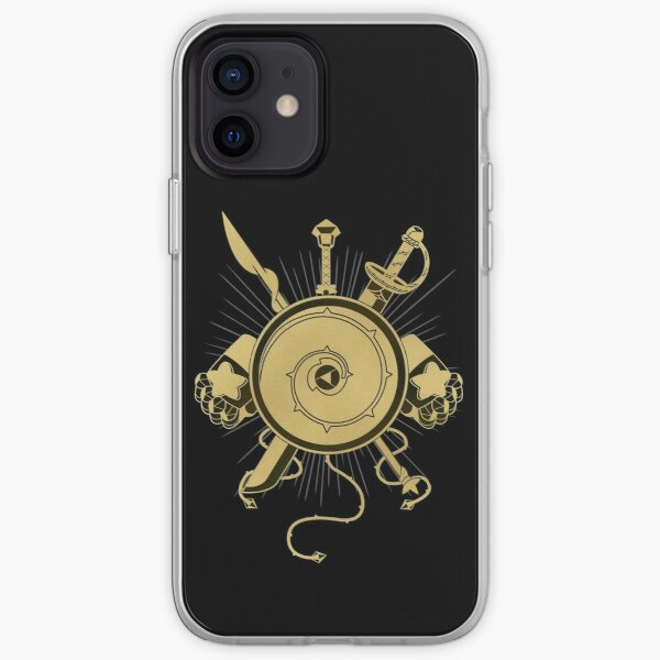 Gems Weapons iPhone Soft Case