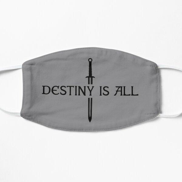 El último reino - el destino es todo Mascarilla