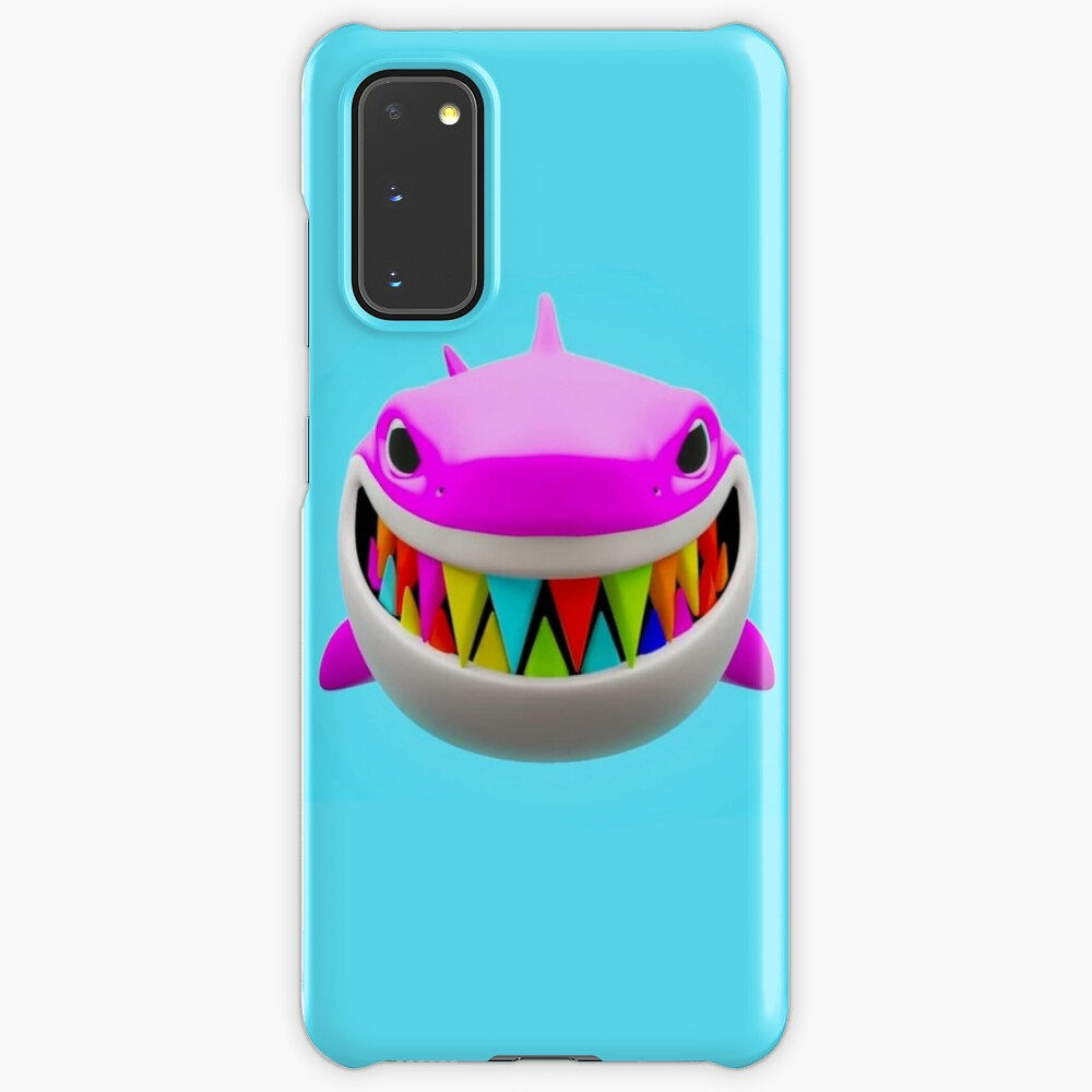 6ix9ine Shark Logo Case Skin For Samsung Galaxy By Coolkinglou Redbubble