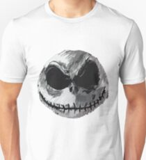 Jack Skellington Face 2 - The Nightmare Before Christmas T-Shirt