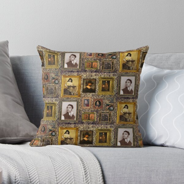 What We Do in the Shadows Gallery Throw Pillow