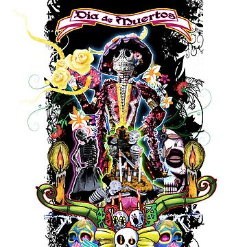 Muertos-iphone by TheBeksor