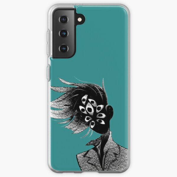 The Magnus Archives Eyes Samsung Galaxy Soft Case