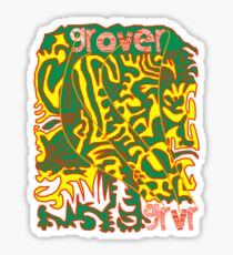 Trip on GRVR Sticker