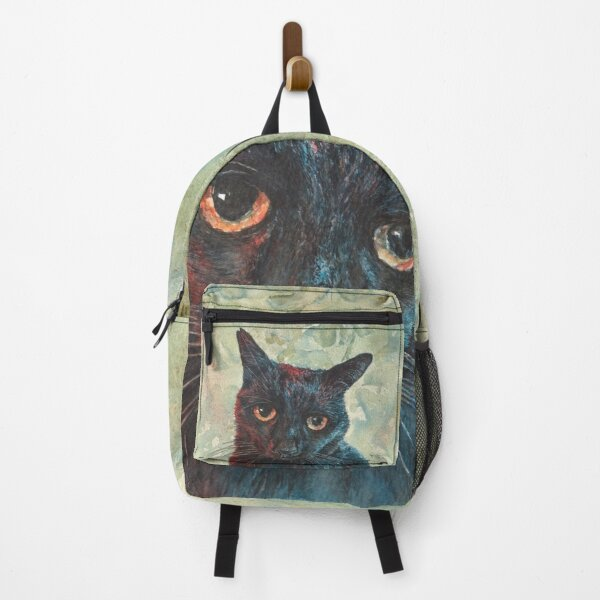 Pooky the Black Cat Backpack