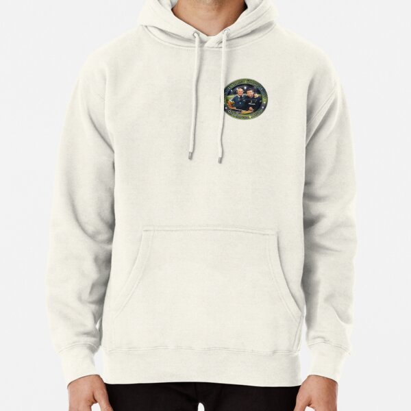 Saint & Timmsy Sports Show Pullover Hoodie
