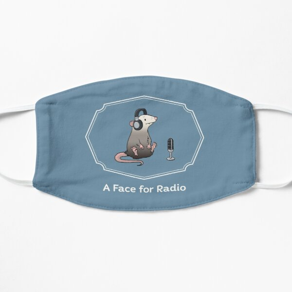 A Face for Radio Mask
