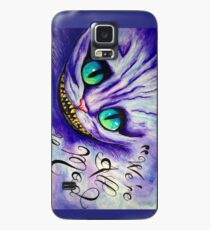 """We're all mad here"" Case/Skin for Samsung Galaxy"