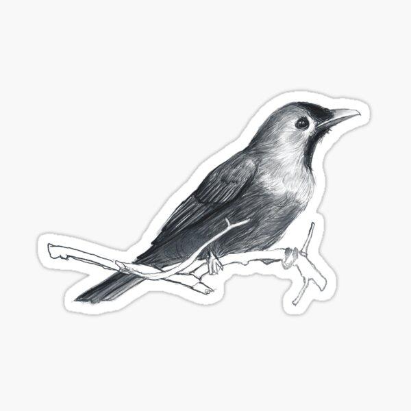I'll Be Your Bird Sticker