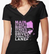 Kilgrave Women's Fitted V-Neck T-Shirt