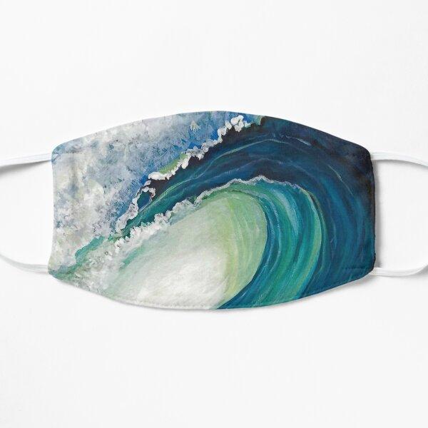 Deep Calls to Deep Ocean Wave Small Mask