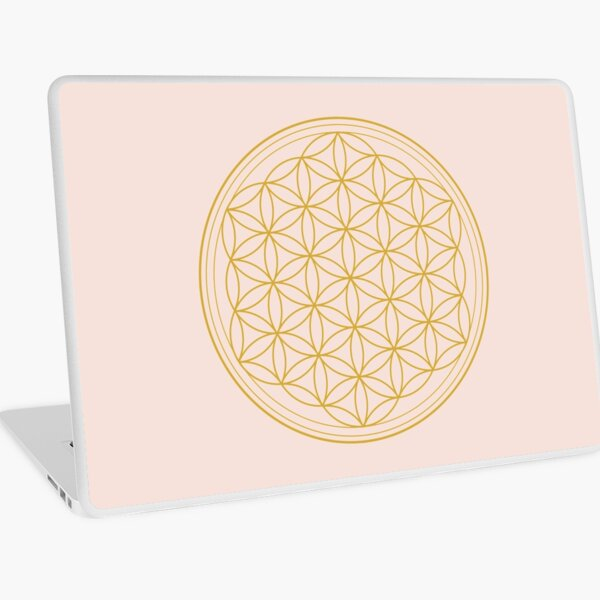 shape and structure. ** From the times of the Great Civilizations to the present day it is attributed Laptop Skin