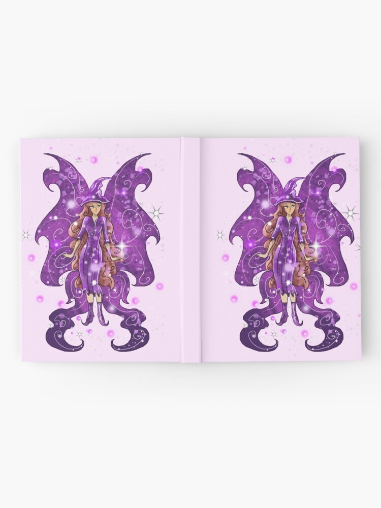 Alternate view of Ms. Spooktacular The Halloween Fairy™ Hardcover Journal