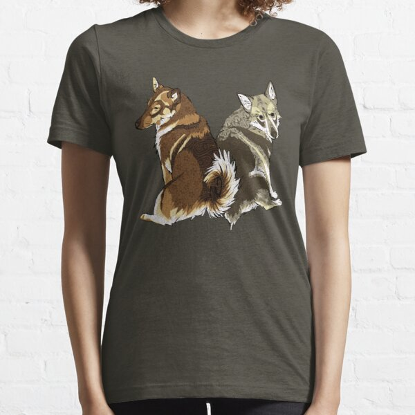 Vallhunds - Natural Colours Essential T-Shirt