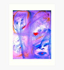 """Skitzoeffective 10""  Art Print"