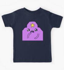 Lumpy Space Princess Squ'ed Kids Tee
