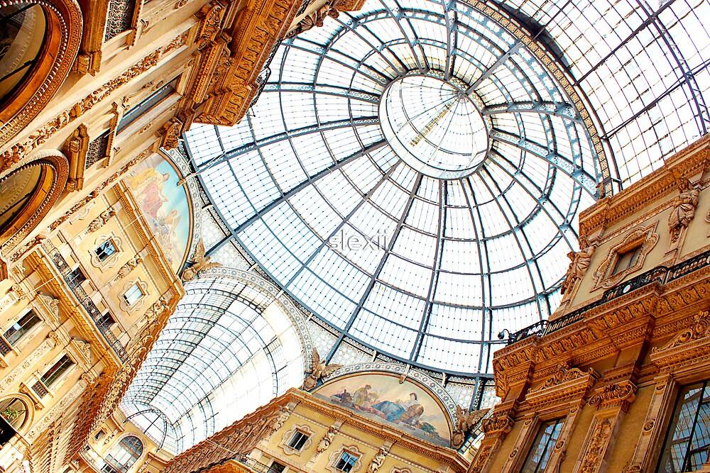 Milan, Italy by slexii