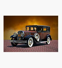 1930 Franklin Formal Sedan Photographic Print