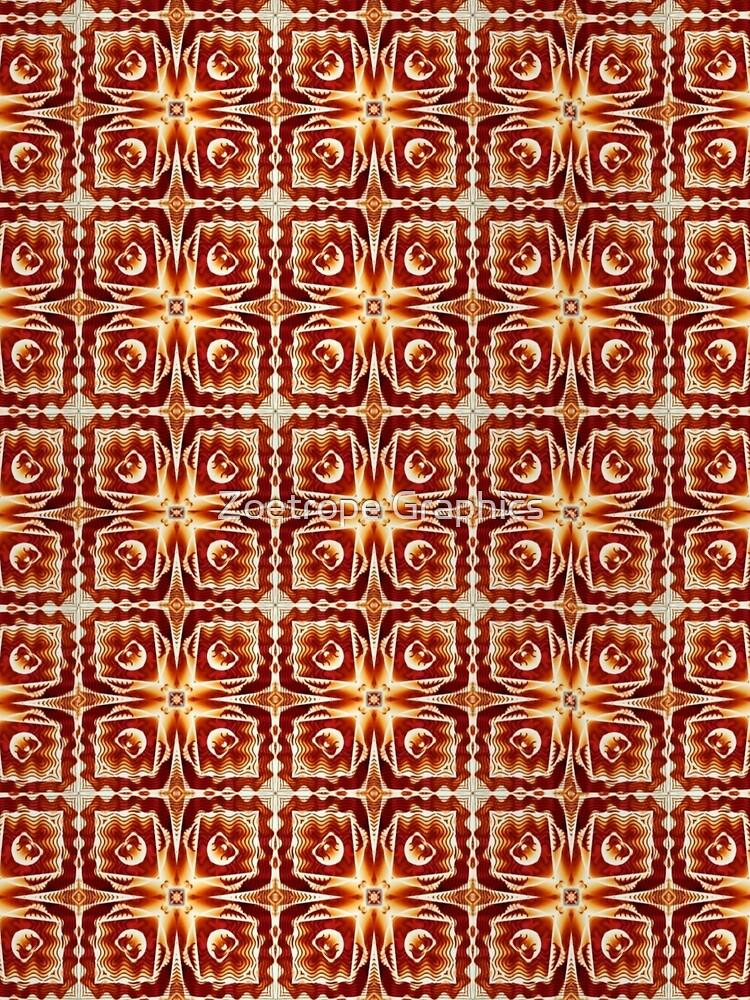 Saharan Squares by CharmaineZoe