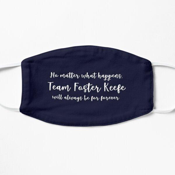 Team Foster Keefe Masque sans plis