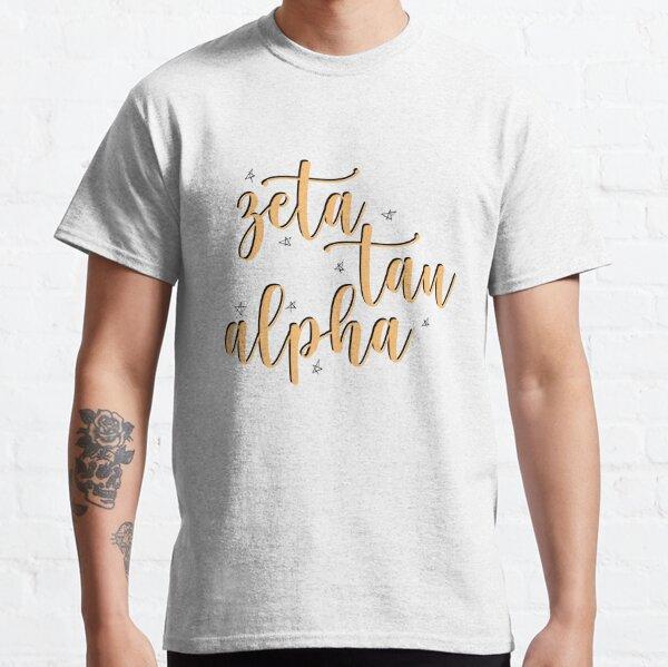 ZTA - Zeta Tau Alpha Classic T-Shirt