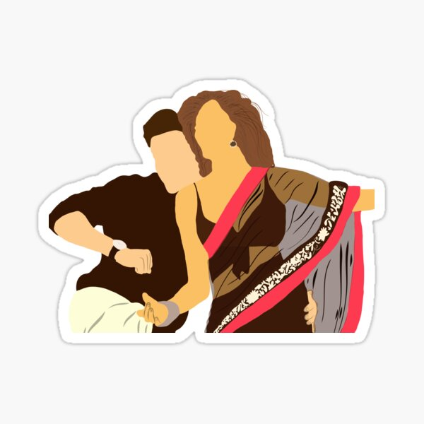 Yeh Jawaani Hai Deewani- Ranbir and Deepika Sticker