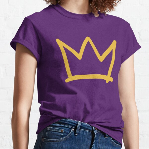 Golden Crown Classic T-Shirt
