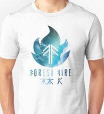 Forest Fire - Waves Unisex T-Shirt