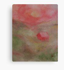 """The Shack"" Canvas Print"