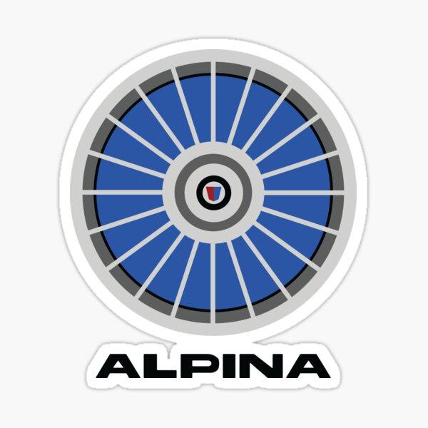 Alpina Wheel Sticker