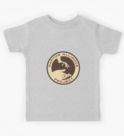 Raptor Alliance Project: Full Color Kids Clothes