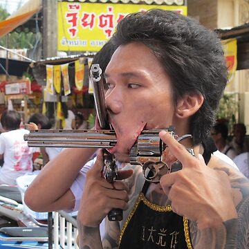 phuket vegetarian festival by sydneycraig